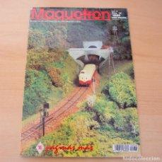 Colecionismo de Revistas e Jornais: MAQUETREN NÚMERO 38 . 1995. REVISTA. Lote 197074515