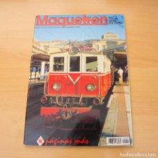 Colecionismo de Revistas e Jornais: MAQUETREN NÚMERO 39 . 1995. REVISTA. Lote 197074886