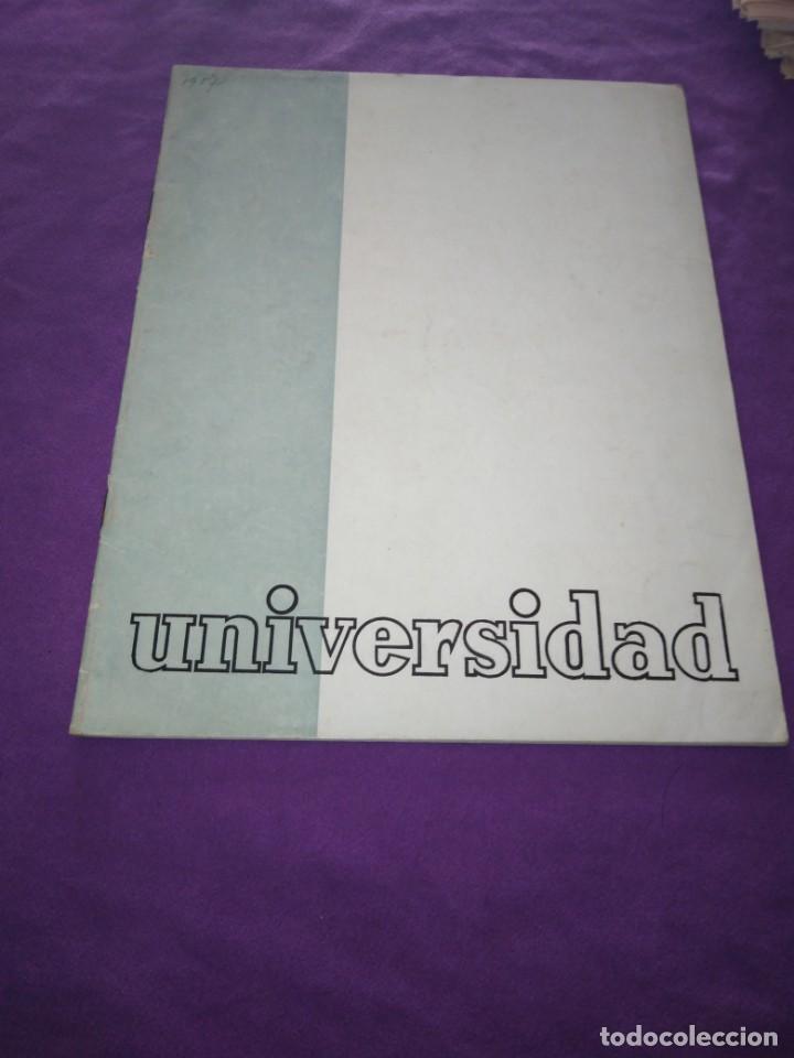 UNIVERSIDAD NUMEROS VI VII ENERO FEBRERO 1958 SAGAN BUFFET VADIM BERNARD FUFFET JEAN RENOIR (Coleccionismo - Revistas y Periódicos Modernos (a partir de 1.940) - Otros)