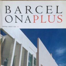 Coleccionismo de Revistas y Periódicos: BARCELONA PLUS Nº 0. Lote 197195965