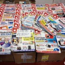 Coleccionismo de Revistas y Periódicos: LOTE 85 REVISTA PC TODAY APARTIR DEL NÚMERO 100. Lote 197242951