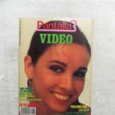Coleccionismo de Revistas y Periódicos: PANTALLA 3 Nº 34 NOVIEMBRE DE 1985 ANA BELEN . Lote 197332993