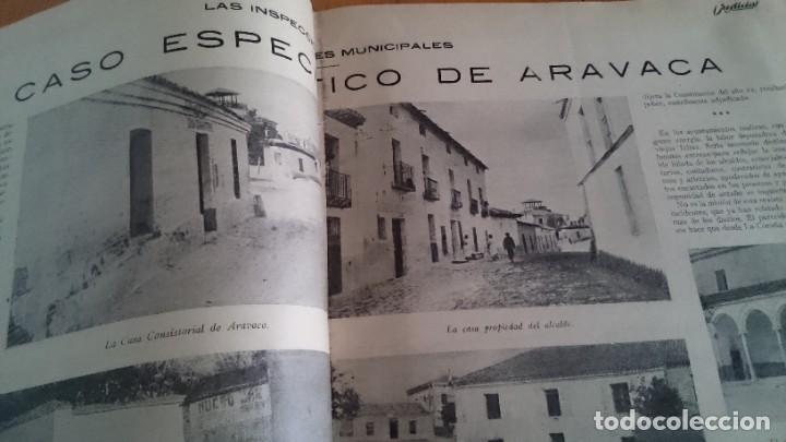 Coleccionismo de Revistas y Periódicos: REVISTA - JUSTICIA SEMANARIO NACIONAL INDEPENDIENTE AÑO I NUM 13 NOVIEMBRE 1923 - ORTEGA Y GASSET - Foto 5 - 197664862