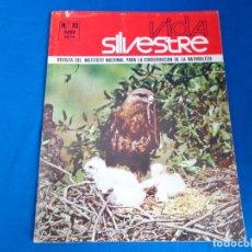 Coleccionismo de Revistas y Periódicos: VIDA SILVESTRE Nº 10 JUNIO 1974 VER FOTOS! SM. Lote 198115246