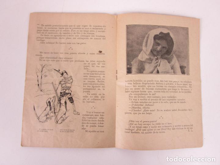 Coleccionismo de Revistas y Periódicos: Revista Erótica - Piripitipi - Semanario Festivo - Año II, nº 9 - Año 1904 - Foto 4 - 198283670