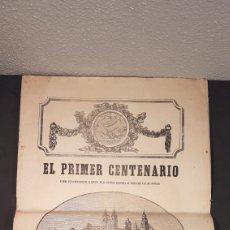 Coleccionismo de Revistas y Periódicos: NUMERO EXTRAORDINARIO REVISTA SOCIEDAD ECONOMICA DE AMIGOS DEL PAÍS - SANTIAGO. CENTENARIO 1884. Lote 198321796