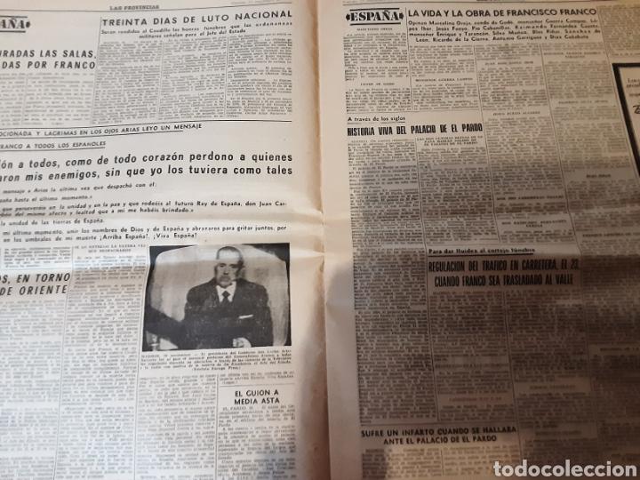 Coleccionismo de Revistas y Periódicos: Diario las provincias 1975 - Foto 2 - 198350877