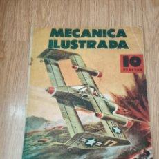Coleccionismo de Revistas y Periódicos: REVISTA MECANICA ILUSTRADA 10 PESETAS. Lote 198417995