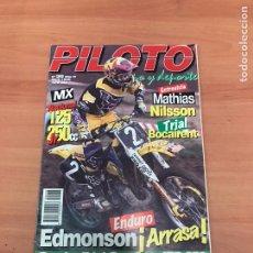 Coleccionismo de Revistas y Periódicos: PILOTO. Lote 198495132