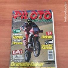 Coleccionismo de Revistas y Periódicos: PILOTO. Lote 198495142