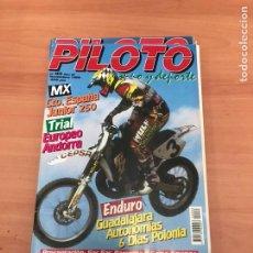 Coleccionismo de Revistas y Periódicos: PILOTO. Lote 198495147