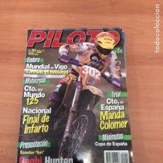 Coleccionismo de Revistas y Periódicos: PILOTO. Lote 198495161