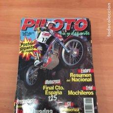 Coleccionismo de Revistas y Periódicos: PILOTO. Lote 198495168
