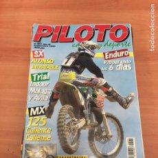 Coleccionismo de Revistas y Periódicos: PILOTO. Lote 198495176