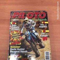 Coleccionismo de Revistas y Periódicos: PILOTO. Lote 198495181