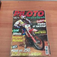 Coleccionismo de Revistas y Periódicos: PILOTO. Lote 198495198
