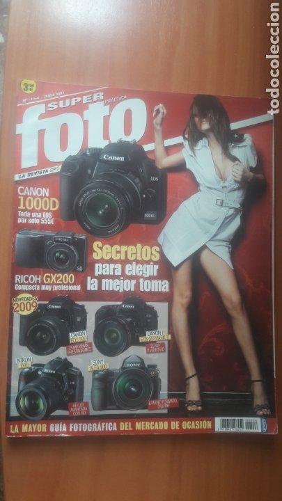 Coleccionismo de Revistas y Periódicos: LOTE 16 REVISTAS FOTOGRAFÍA - Foto 3 - 198535377