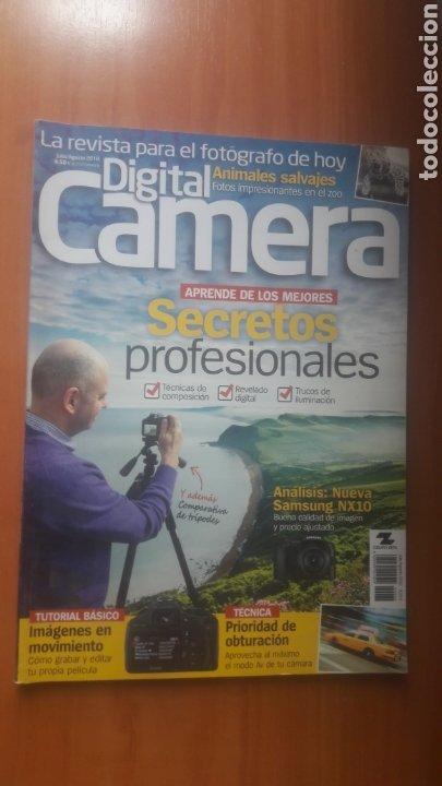 Coleccionismo de Revistas y Periódicos: LOTE 16 REVISTAS FOTOGRAFÍA - Foto 4 - 198535377