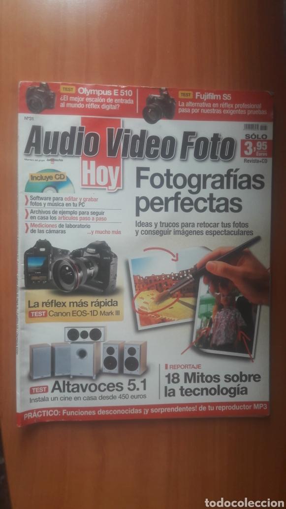 Coleccionismo de Revistas y Periódicos: LOTE 16 REVISTAS FOTOGRAFÍA - Foto 7 - 198535377