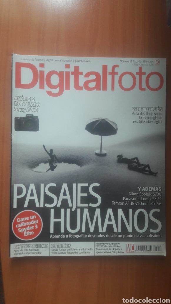 Coleccionismo de Revistas y Periódicos: LOTE 16 REVISTAS FOTOGRAFÍA - Foto 9 - 198535377