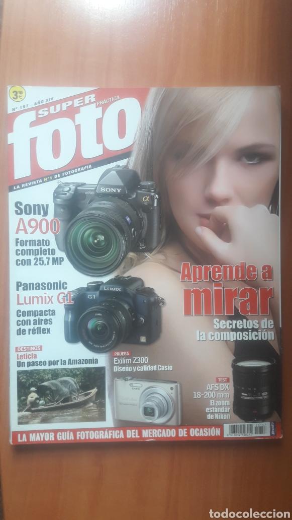 Coleccionismo de Revistas y Periódicos: LOTE 16 REVISTAS FOTOGRAFÍA - Foto 11 - 198535377