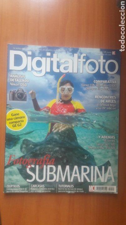 Coleccionismo de Revistas y Periódicos: LOTE 16 REVISTAS FOTOGRAFÍA - Foto 16 - 198535377