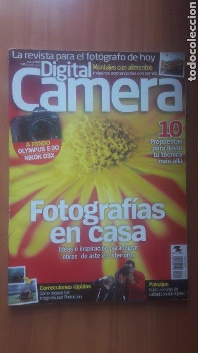 Coleccionismo de Revistas y Periódicos: LOTE 16 REVISTAS FOTOGRAFÍA - Foto 17 - 198535377