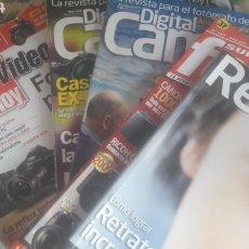 Coleccionismo de Revistas y Periódicos: LOTE 16 REVISTAS FOTOGRAFÍA. Lote 198535377