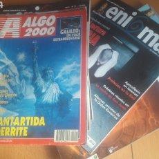 Coleccionismo de Revistas y Periódicos: LOTE 11 REVISTAS ENIGMAS Y AÑO 2000. Lote 198541403