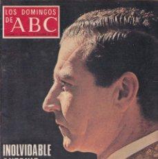 Coleccionismo de Revistas y Periódicos: LOS DOMINGOS DE ABC - 7 DE DICIEMBRE DE 1975. Lote 198546043