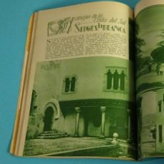 Coleccionismo de Revistas y Periódicos: BLANCO Y NEGRO Nº 2305. 22-09-1935. SITGES. ALBACETE. SORDO MUDOS. CHIVA. CIUDAD REAL. Lote 198569856