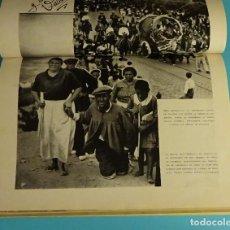 Coleccionismo de Revistas y Periódicos: BLANCO Y NEGRO Nº 2307. 6-10-1935. LIRIA. MÁLAGA. CIRCO. CLUB DE MAR SAN AMARO. ITÁLICA. SESTAO. Lote 198579053