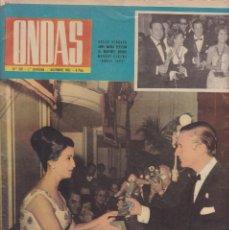 Coleccionismo de Revistas y Periódicos: ONDAS - Nº 240 / DICIEMBRE 1962. Lote 198624853