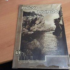 Coleccionismo de Revistas y Periódicos: NUEVO MUNDO 23 DICIEMBRE 1932 FUTBOL AUSTRI AINGLATERRA, MENORCA, NOCHEBUENA (AB-2). Lote 198745976