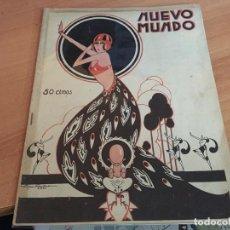 Coleccionismo de Revistas y Periódicos: NUEVO MUNDO 14 DICIEMBRE 1923 PRINCIPE ASTURIAS, MILICIAS FASCISTAS, PRIMO DE RIVERA (AB-2). Lote 198747727