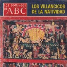 Coleccionismo de Revistas y Periódicos: LOS DOMINGOS DE ABC - 24 DE DICIEMBRE DE 1978. Lote 198793575
