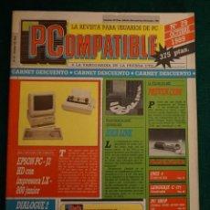 Collezionismo di Riviste e Giornali: REVISTA PC COMPATIBLE Nº 29. Lote 198813863