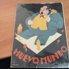 Coleccionismo de Revistas y Periódicos: NUEVO MUNDO 30 ENERO 1925 REPRESENTACIONES TIPICAS REGIONES ESPAÑOLAS, HOMENAJE AL REY (AB-2). Lote 198826660
