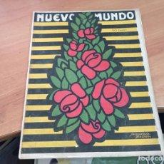 Coleccionismo de Revistas y Periódicos: NUEVO MUNDO 28 MARZO 1924 JURA BANDERA, CIRCO AMERICANO (AB-2). Lote 198830440