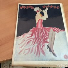 Coleccionismo de Revistas y Periódicos: NUEVO MUNDO 1 NOVIEMBRE 1929 BODA ECHEANDIA. FUTBOL ESPAÑOL VS BADALONA Y ARENAS VS SESTAO (AB-2). Lote 198836171