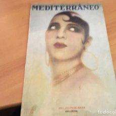 Coleccionismo de Revistas y Periódicos: MEDITERRANEO 4 FEBRERO 1928 JOSEPHINE BAKER, FUTBOL SEVILLA BETIS BARCELONA EUROPA CATALUÑA (COIB69). Lote 198927046