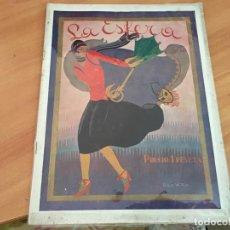 Coleccionismo de Revistas y Periódicos: LA ESFERA 1 MAYO 1926 VONCK NUEVA YORK PARIS FUTBOL ESPAÑOL AT MADRID BARCELONA MADRID (AB-2). Lote 198928622