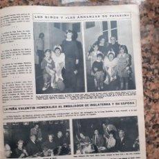 Coleccionismo de Revistas y Periódicos: PAYASIN PEÑA VALENTIN MADRID SANTO FLORO . Lote 198931687