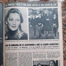 Coleccionismo de Revistas y Periódicos: PAOLA DE LIETJA BELGICA. Lote 198931800