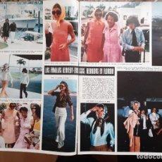 Coleccionismo de Revistas y Periódicos: JACKIE JACQUELINE KENNEDY ONASSIS . Lote 198932128