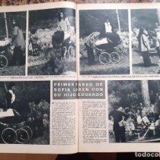 Coleccionismo de Revistas y Periódicos: SOFIA LOREN SOPHIA. Lote 198932770