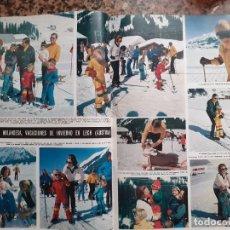 Coleccionismo de Revistas y Periódicos: BEATRIZ DE HOLANDA LA FAMILIA REAL DE LOS PAISES BAJOS . Lote 198932951