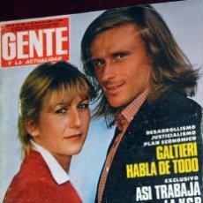 Coleccionismo de Revistas y Periódicos: BODA DE BJORN BORG Y MARIANA SIMIONESCU. Lote 198964757