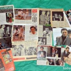 Coleccionismo de Revistas y Periódicos: PETER FALK COLUMBO COLOMBO CLIPPINGS RECORTES REVISTAS.. Lote 198964925