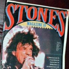 Coleccionismo de Revistas y Periódicos: ROLLING STONES MICK JAGGER REVISTA ARGENTINA COMPLETE MAGAZINE . Lote 198972471